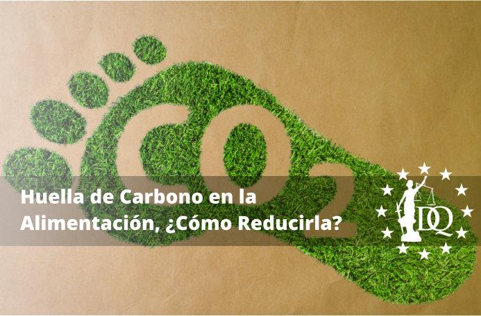 Huella de Carbono en la Alimentación