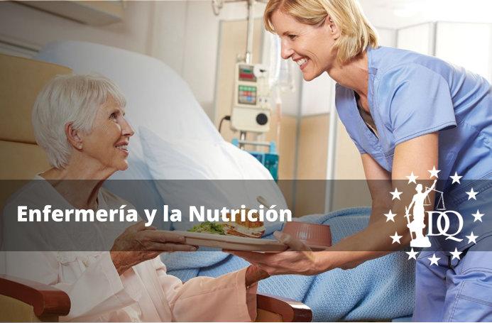 Actividades de Enfermería en la Nutrición