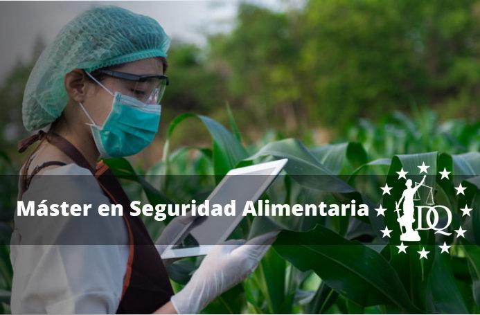 Máster en Seguridad Alimentaria Online